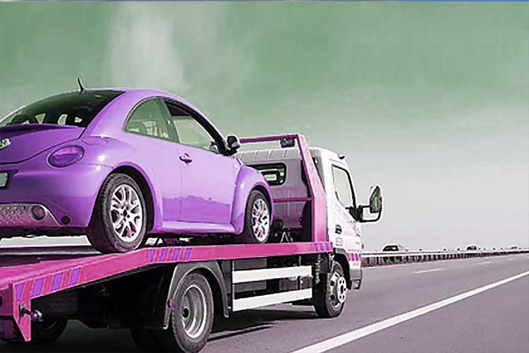 pengiriman mobil towing